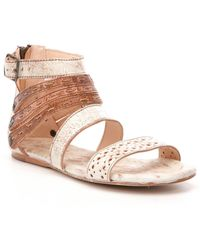 Bed Stu - Artemis Multi-strap Sandals - Lyst