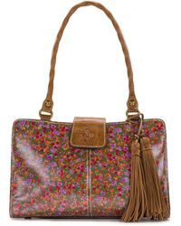 Patricia Nash - Peruvian Fields Collection Rienzo Satchel - Lyst