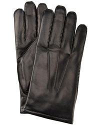 Fownes - Thinsulate-lined Leather Gloves - Lyst