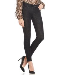 Guess - Sexy Curve Skinny Jeans - Lyst