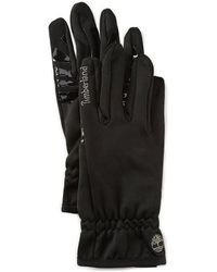 Timberland - Power Stretch Touch Gloves - Lyst