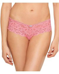 B.tempt'd   B.tempt ́d By Wacoal B.charming Lace Tanga Panty   Lyst