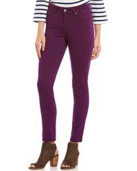 Levi's - Classic Mid Rise Skinny Jeans - Lyst
