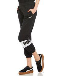 PUMA - Urban Sports Sweat Pants - Lyst