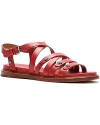 Frye - Andora Strappy Sandal - Lyst
