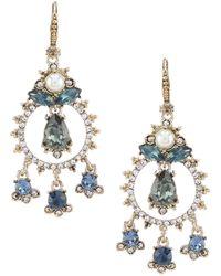 Marchesa - Shaky Drop Earrings - Lyst