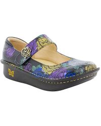 Alegria - Paloma Workwoman Mary Jane Clogs - Lyst