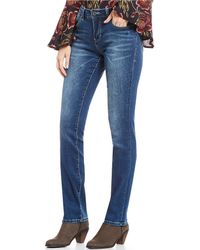 Jag Jeans - Hanna Straight Leg Jeans - Lyst