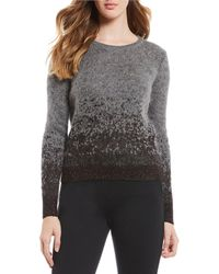 Antonio Melani - Lurex Kerrigan Sweater - Lyst