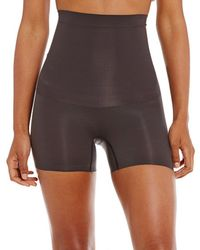 Spanx | Shape My Day High-waist Girl Short Shaper | Lyst