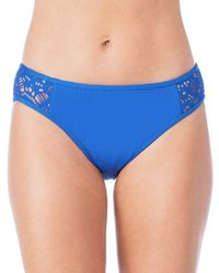 Kenneth Cole Reaction - Rock Royalty Crochet Hipster Bottom - Lyst