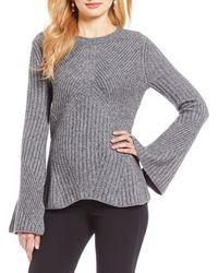Antonio Melani - Brecken Flare Sleeve Sweater - Lyst