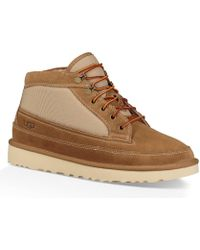 UGG - Men's Water Resistant Highland Field Boot - Lyst