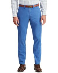 Polo Ralph Lauren - Straight-fit Flat-front Stretch Twill Chino Pants - Lyst