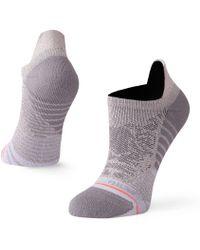 Stance - Silver Tiger Tab Socks - Lyst