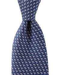 "Brooks Brothers - Airplane Traditional 3 1/4"" Silk Tie - Lyst"