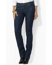 Lauren by Ralph Lauren - Lauren Jeans Co. Slimming Modern Skinny Jeans - Lyst