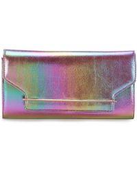 7259ab0accb ALDO - Ariradia Rainbow Shoulder Strap Clutch - Lyst