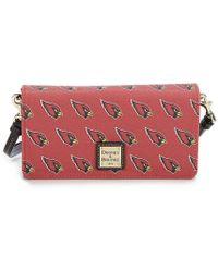 Dooney & Bourke - Nfl Arizona Cardinals Daphne Cross-body Bag - Lyst