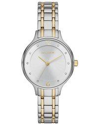 Skagen - Anita Two-tone Bracelet Watch - Lyst