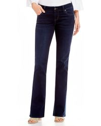 Kut From The Kloth - Natalie Bootcut Jeans - Lyst
