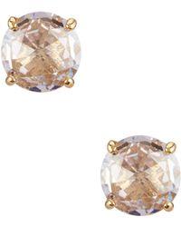 Kate Spade - Bright Idea Stud Earrings - Lyst