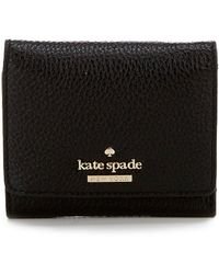 Kate Spade - Jackson Street Collection Jada Trifold Wallet - Lyst
