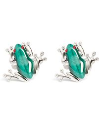Simon Carter - Darwin Frog Cuff Links - Lyst