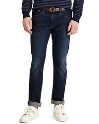 Polo Ralph Lauren - Varick Slim-straight Stretch Denim Jeans - Lyst