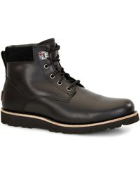 ad5ae3894aa Lyst - UGG Men's Seton Tl Waterproof Leather Lace Up Boots in Brown ...
