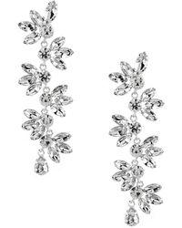Cezanne - Mini Fans Earrings - Lyst