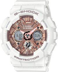 G-Shock - Resin-strap Ana-digi Watch - Lyst