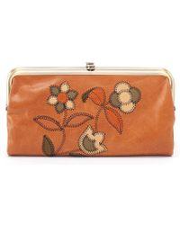 Hobo - Lauren Floral Patchwork Wallet - Lyst