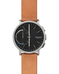 Skagen - Hagen Connected Hybrid Smart Watch - Lyst