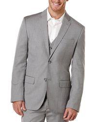 Perry Ellis | Big & Tall Herringbone Sportcoat | Lyst
