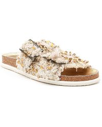 Free People | Bali Footbed Sandals | Lyst
