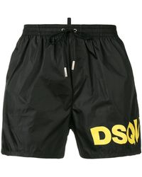DSquared² - Boxer Mare Logo - Lyst