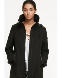 DKNY - Softshell Utility Jacket - Lyst