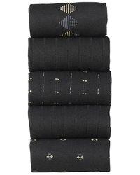 Dockers - Classic Socks Dress Socks (5 Per Package) - Lyst