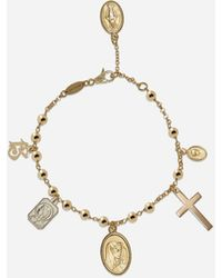 Dolce & Gabbana Sicily Bracelet - Metallic