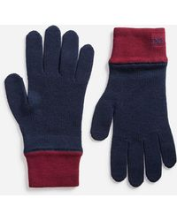 Dolce & Gabbana - Gloves In Wool With Embroidery - Lyst