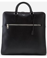 Dolce & Gabbana - Calfskin Briefcase - Lyst