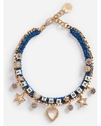 Dolce & Gabbana - Necklace With Decorative Details - Lyst