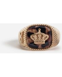 9590bb05 Men's Dolce & Gabbana Rings - Lyst