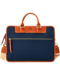 Dooney & Bourke - Executive Cabriolet Brooklyn Briefcase - Lyst