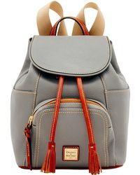 Dooney & Bourke - Pebble Grain Medium Murphy Backpack - Lyst