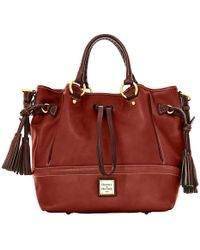 Dooney & Bourke | Florentine Buckley Bag | Lyst