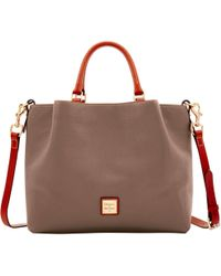 Dooney & Bourke - Pebble Grain Large Barlow - Lyst