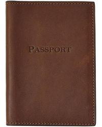 Dooney & Bourke - Florentine Passport Case - Lyst
