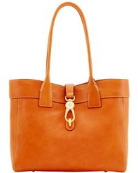 Dooney & Bourke - Florentine Large Amelie Shoulder Bag - Lyst
